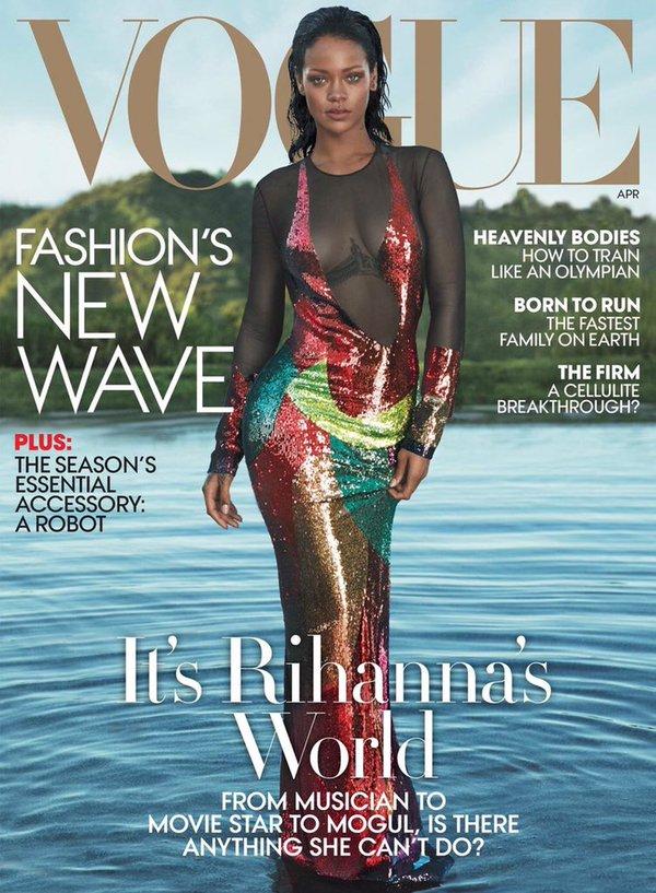 Vogue US abril 2016